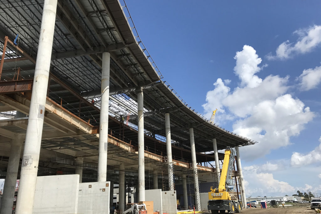 Burns Providing Construction Phase Services for New Orleans Airport Terminal