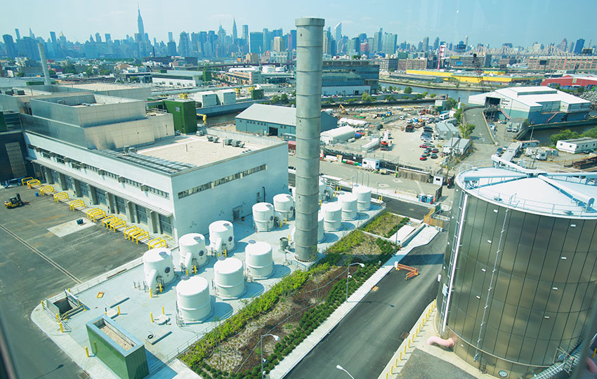 Facilities Planning And Upgrade Of Newtown Creek Water