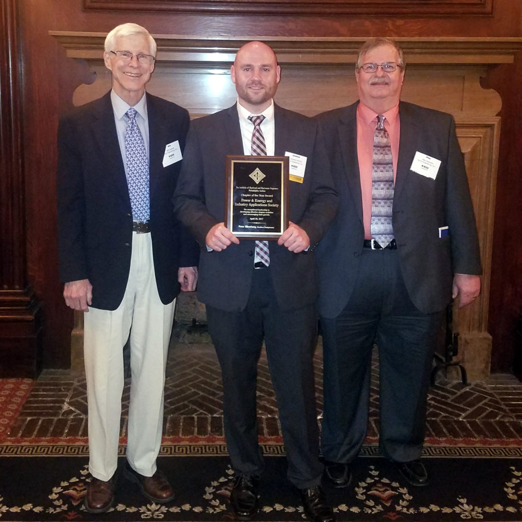 IEEE Philadelphia Section Chapter of the Year Award 2017