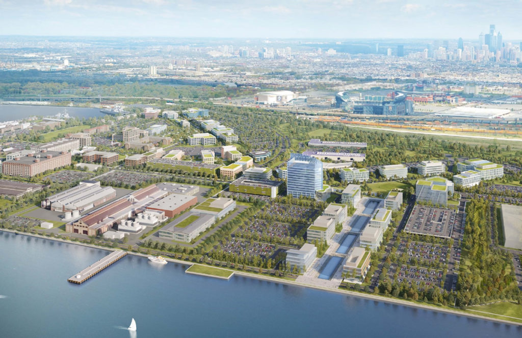 The Navy Yard rendering