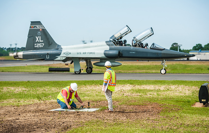 Rehabilitation of Electrical Airfield Infrastructure