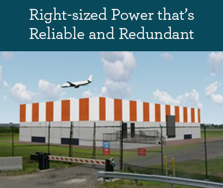Right-sized Power that's Reliable and Redundant
