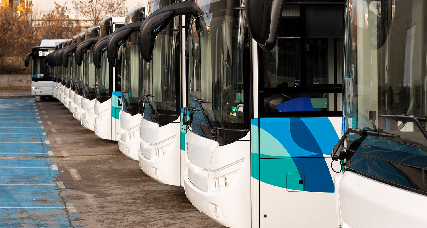 Electric Bus Fleet